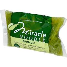 Отзывы Miracle Noodle, <b>Шпинат</b>, <b>Лапша Ширатаки</b>, <b>7</b> унций (198 г ...