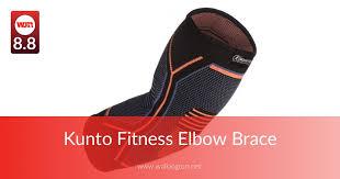 Kunto Fitness Elbow Brace Reviewed Rated In 2019 Walkjogrun