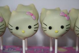 Hello Kitty Cake Pops Cupcake Sisters