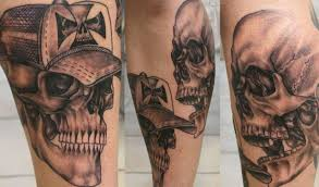мужские тату на икре татуировки 26 фото