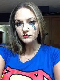 superwoman ic makeup
