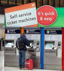 Ticket Vending Machine Las Vegas Best One In Five Buy More Expensive Train Ticket Than Required Daily