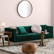 New modern furniture design New Model Curbed Living Room Furniture Allmodern
