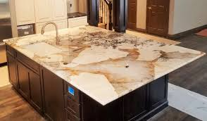 after a completed granite countertop installation project in the saint louis mo area