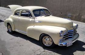 1948 Chevy Coupe 454 Restomod coupe Radiator by the Radiator Works ...