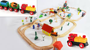toy trains for children wooden train thomas and friends kids toys wood trains