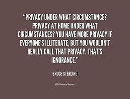 Anonymous Quotes About Privacy