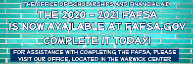 2019 2020 Pell Chart Office Of Scholarships And Financial Aid
