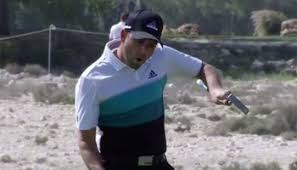 Fan Gets to Caddie for Sergio Garcia after 206 Tweets