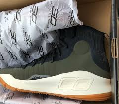 Curry 4 Design The Curry 4 Has Been Spotted In A New Green Gum Colorway