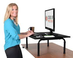 Standing Desk Extension Amazoncom Stand Up Desk Store Standing Desktop Desk 32 Inch