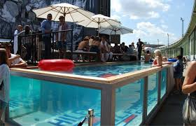 clear shipping container swimming pool59