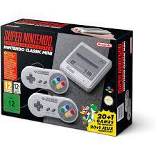 Máy chơi game SNES Nintendo Classic Mini: Super Nintendo Entertainment  System (EU) (hacked full game) giảm chỉ còn 3,000,000 đ