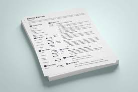 resume simple example resume templates 15 examples to download use now
