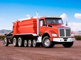 truck trailer news wallwork truck center kenworth t880