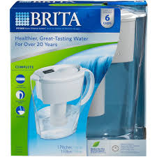 brita water filter pitcher. Unique Water Shop Brita 35566 Space Saver Water Filtration Pitcher  Free Shipping On  Orders Over 45 Overstockcom 12484766 Inside Filter