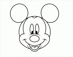 Mickey Mouse Coloring Pages Free Download Best Mickey Mouse