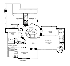 spanish colonial home floor plans