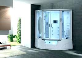 bathtub shower combination corner bathtubs showers bathtub shower combination units image of corner tub shower combo