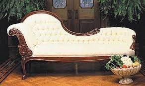 Victorian Furniture Sofa White design