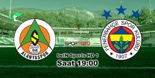 Alanyaspor Fenerbahçe maçı saat kaçta hangi kanalda? Maçı...