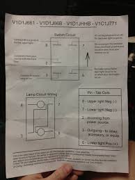 wiring up carling rocker switches what am i doing wrong Wiring A Rocker Switch Diagram wiring up carling rocker switches what am i doing wrong?! ausjeepoffroad com ajor wiring diagram for a rocker switch
