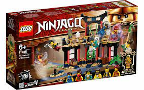 LEGO Ninjago Legacy: all new 2021 sets