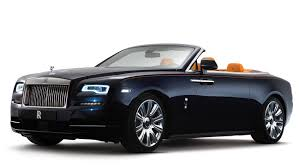 Rolls-Royce Dawn Is a Mid-Summer's Dream Car | Hollywood Reporter