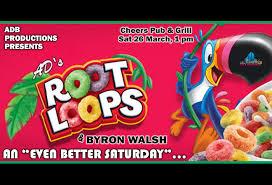 AD's Rootloops @ Cheers Pub & Grill • Kimberley PORTAL