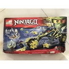 Đồ chơi Lego Ninjago Xe Phục Kích 70730, Giá tháng 3/2021
