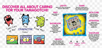 Tamagotchi Familitchi Growth Chart Fishpond Nz Tamagotchi V5 Png Download Transparent Png