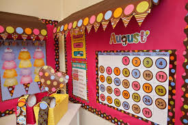 The caption is each of us a single note, together we create a masterpiece at dse! Classroom Decoration Ideas Decor Designwalls Com