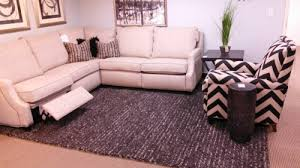 there is a perfect area rug size