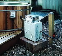 Island Hot Tub The Chofu Propane Heater Greatly Reduces Hot Tub Maintenance Since It Has  No