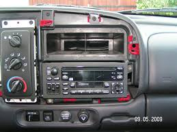 radio replacement remove the two bolts and the radio will slide out easily there are two connectors the wiring diagram printed on the upper side of the radio unit