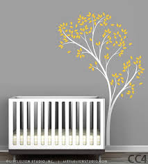 kids wall decal decor leaves wall by