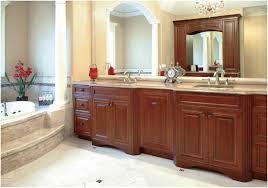 Distressed Bathroom Cabinet Bathroom Menards Bathroom Vanity 48 Alcott Bamboo Vanity For