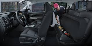 chevrolet trucks 2015 inside. 2018 colorado midsize truck interior photo rear seats chevrolet trucks 2015 inside
