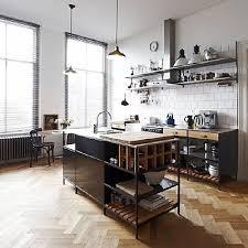 Industrial Kitchen Design Ideas Photo Of Worthy Industrial Kitchen