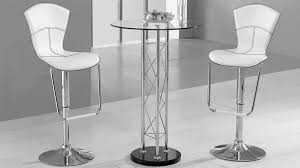 tall round glass bar table starrkingschool pertaining to glass top bar table prepare