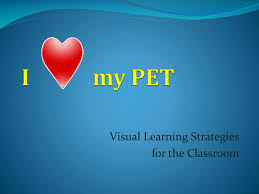 Visual Learning Strategies Ppt Visual Learning Strategies For The Classroom