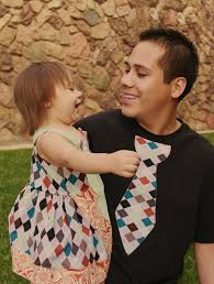 Image result for father daughter matching outfits