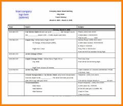 Word Travel Itinerary Template Fake Travel Itinerary Template Yupar Magdalene Project Org