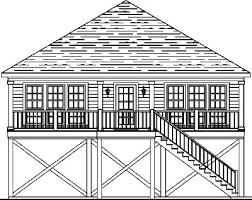 Bedroom  Bath Cottage House Plan    ALP  ND   Chatham Design     ALP  ND House Plan