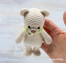 Crochet Bear Pattern Cool Cuddle Me Bear Amigurumi Pattern Amigurumi Today
