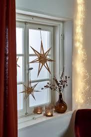 Winterliche Weihnachtsdeko In Creme Und Gold Weihnachten