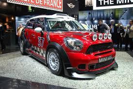 new mini car releaseMini to Release a Street Legal WRC car