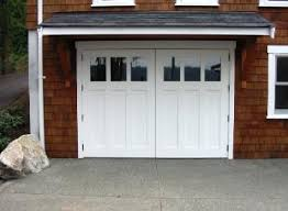 swing out garage doorsHandMade Custom Carriage Garage Door and REAL Swing out or Hinged