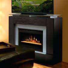 full image for contemporary corner electric fireplace creative dimplex convertible in white