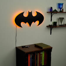 Batman Room Ideas With Shelf And White Wall For Home Decoration Ideas